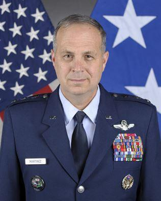 Jerry Martinez (US Air Force Retd.)