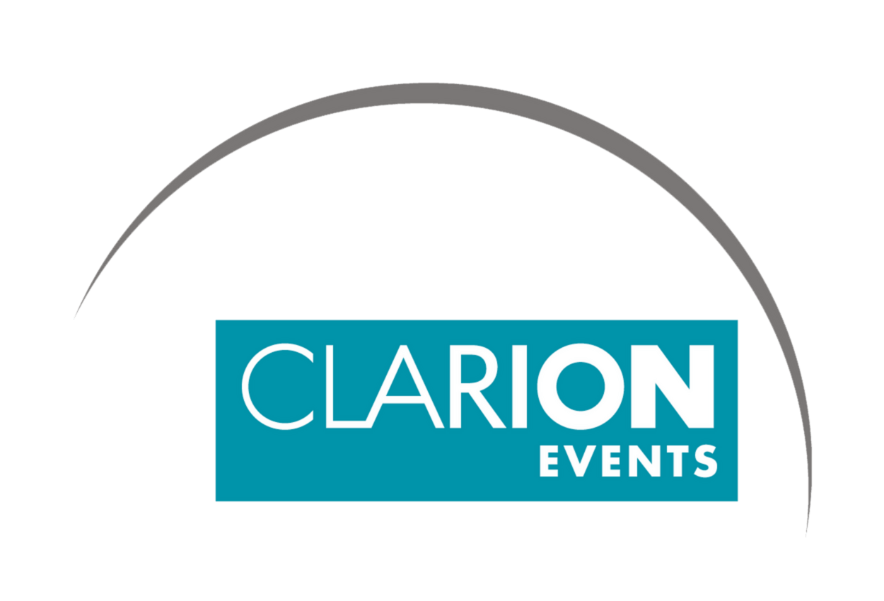 Clarion Events Logo